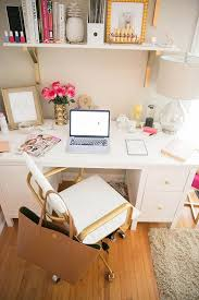 office desk ideas pinterest. Girly Type Office Space Design. #Office #Decor Desk Ideas Pinterest E