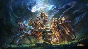 League of Legends Desktop Wallpapers ...