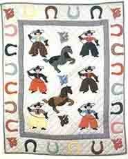 Cowboy Blankets and Quilts & BU-Cowboy Quilt Adamdwight.com