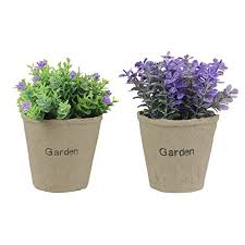 artificial flowers potted plants imitation plants in pots house kitchen restaurant living room indoor outdoor decoration