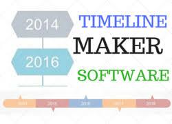Timeline Printout 7 Best Free Timeline Maker Software For Windows