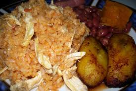 puerto rican rice and beans with chicken. Simple With Arroz  In Puerto Rican Rice And Beans With Chicken A