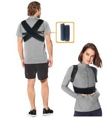 Comfortable Upper Back Brace for Women and Men / to Correct Posture Provide Clavicle