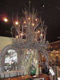 rustic tree branch chandeliers 6 2