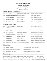 Resume Personal Attributes Sample Free Resume Example And