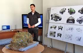 Дипломные проекты УралГАХА ru Главный ресурс  Всем выпускникам была присвоена квалификационная степень Промышленный дизайнер Проекты получили оценки отлично и хорошо а работа Алексея Быстрова