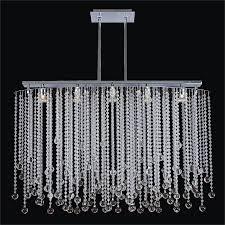 crystal rain chandelier crystal rain 565bm24sp 7c