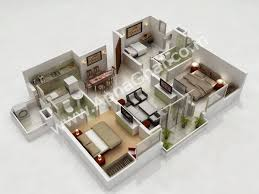 floor simple free house plan maker l minimalist 3d house 1000 images about 3d house on bedroom apartment 2 awesome 3d house