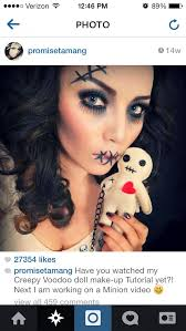 1000 images about doll makeup face