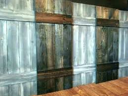 rustic shutters wood decor window shutter wall room trendy for