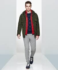Tommy Hilfiger Men's Field Jacket, Quilted Vest, Argyle Sweater ... & Tommy Hilfiger Men's Field Jacket, Quilted Vest, Argyle Sweater, Sweatpants  & Low- Adamdwight.com