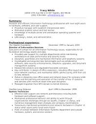 Sample Resume For Technician Accounting Technician Resume
