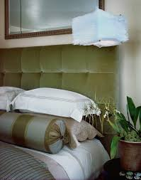 green velvet headboard bedroom contemporary with sham contemporary bunk beds