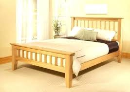 Wood Bed Frame Queen Pedestal Frames Cool Beds With Drawers Wooden ...