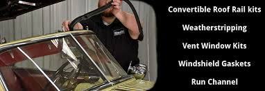 steele rubber products automotive rubber parts and weatherstripping tour schedule ‹ ›