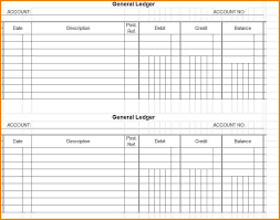 accounting ledger template accounts receivable ledger template eliolera com