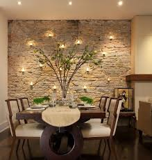 Dining Room Paint Ideas With Accent Wall For Living In Decorating