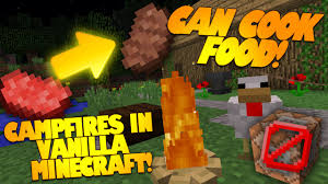 minecraft redstone campfire in minecraft no command blocks needed minecraft redstone you