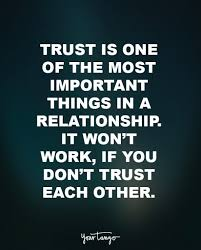 40 Trust Quotes That Prove It's Important In Relationships YourTango Delectable Trust Quotes For Relationships