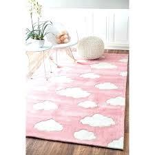 pink fl rug blue and pink rug handmade modern clouds kids pink blue rug 5 x pink fl rug