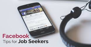 Tips For Job Seekers Facebook Tips For Job Seekers Dos And Donts To Find A Job Wisestep