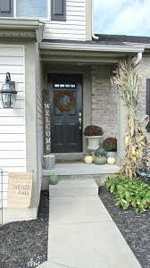 Best 25 Small Porch Decorating Ideas On Pinterest Fall Most For Front  Porches