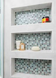 Best Floor Tile Trim On Shower Wall Images On Pinterest