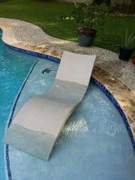 pool lounge chairs. In-Pool Chaise Lounges | Stylish Lounge Chairs Pinterest Ledge Lounger, And Blue Green Pool O