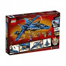 <b>Конструктор LEGO Ninjago</b> - <b>Штормовой</b> истребитель Джея