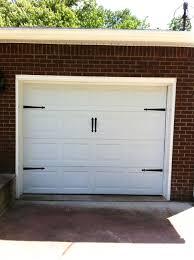 My $10 Garage Door Upgrade - Mom in Music City