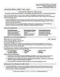 Achievement Based Resume Template