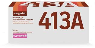 <b>Картридж EasyPrint</b> (<b>схожий с</b> HP CF413A) Magenta для Color ...