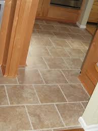 Kitchen Floor Vinyl Tile Installing Your Peel And Stick Vinyl Tile Floor Youtube Flooring