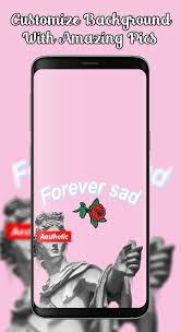 Sad Pink Aesthetic Wallpapers ...