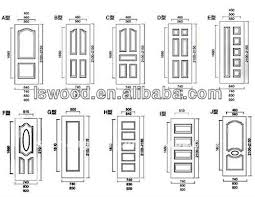 entry door size exterior door height mm standard front door size average door