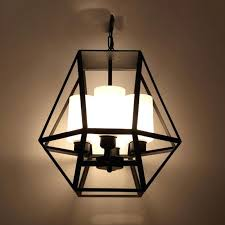 wrought iron light pendants vintage loft wrought iron chandelier for dining room restaurant decoration light