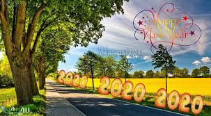 Happy New Year 2020 Nature Wallpapers Download Free New