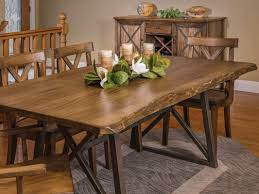 appealing living edge dining table gaffney modern live countryside amish furniture image description previous next chair