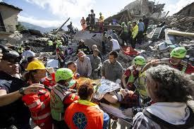 Image result for terremoto italia 2016