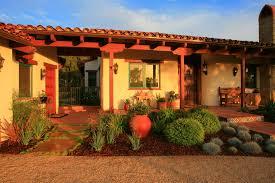accessories and furniture ravishing hacienda style european house design with simple outdoor garden ideas affordable accessoriesravishing orange living room