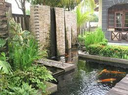 28 amazing diy outdoor wall fountains pixelmaricom
