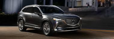 Mazda Cx 5 Trim Comparison Chart Compare The Four Trim Levels Of The 2019 Mazda Cx 9