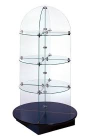 In Store Display Stands Glass Cube Display Unit Glass Display Stand Store Display Glass 31