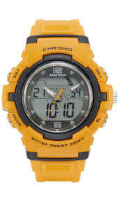 shop men s women s watches one watch many faces armitron analog digital watch chronograph and resin strap