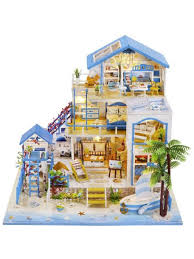 <b>Сборная модель DIY</b> House Морские сокровища E005 - Мебель ...