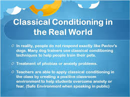 Classical Conditioning In The Classroom What Stage Does Erikson Say You Are In A Trust Vs Mistrust