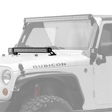 Best Led Light Bar For Jeep Wrangler Kc Hilites 367 C30 Led Light Bar And Bracket Kit For Jeep Wrangler In Cart Discount