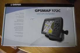 Chart Plotter For Sale Garmin Gps Map 172 C Colour Chart Plotter For Sale In Navan