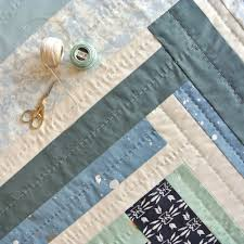 Weekend Candy Quilt Pattern (Download) - Suzy Quilts & Light-Blue-Baby-Quilt Adamdwight.com