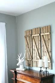 reclaimed wood wall decor art barn creative ideas for your own salvaged es de